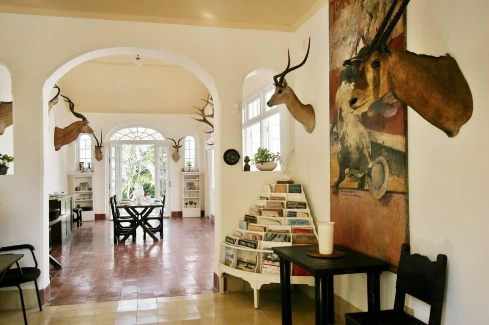 Дом Эрнеста Хемингуэя на Кубе