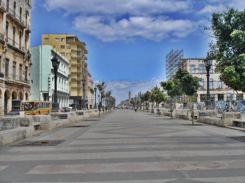 Улица Аvenida Primera