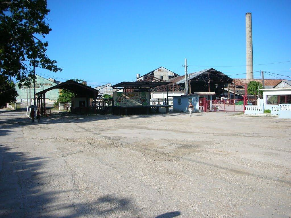Сахарные фабрики в Варадеро