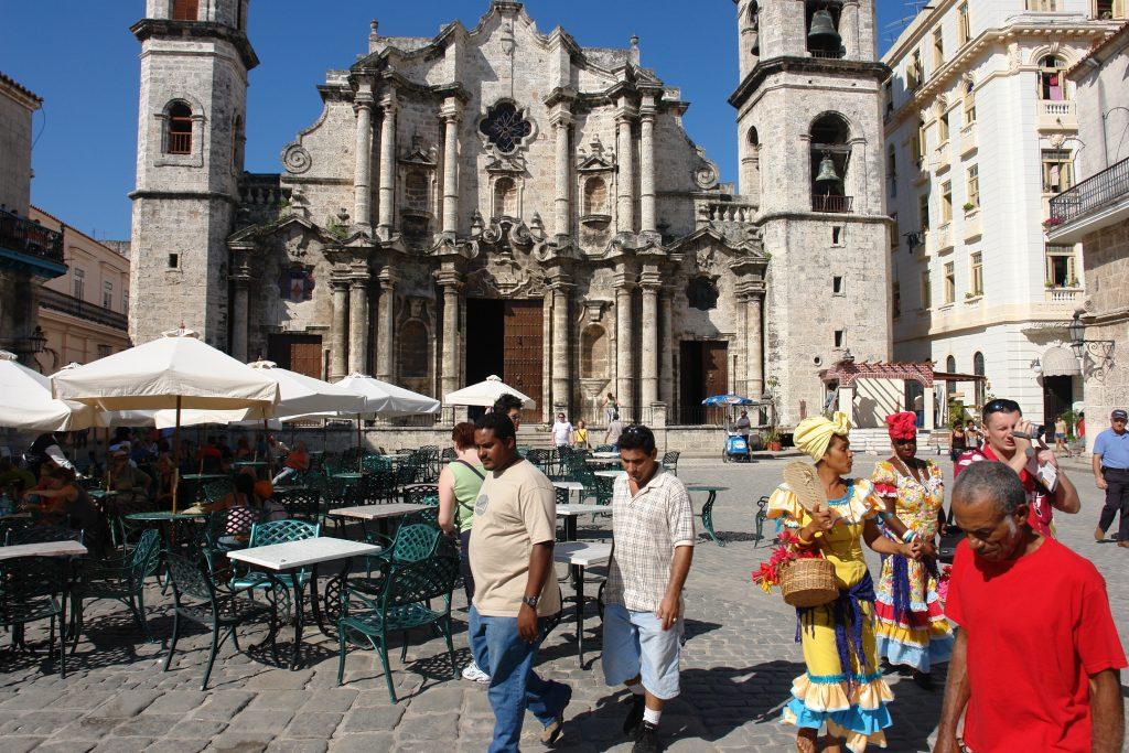 Туризм на Кубе