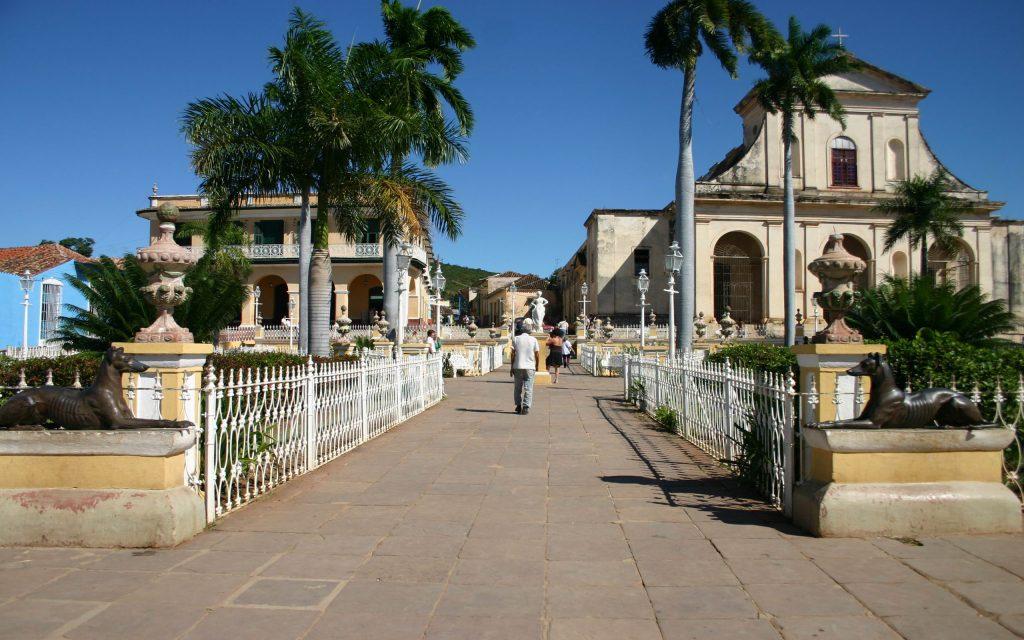Город-музей Тринидад