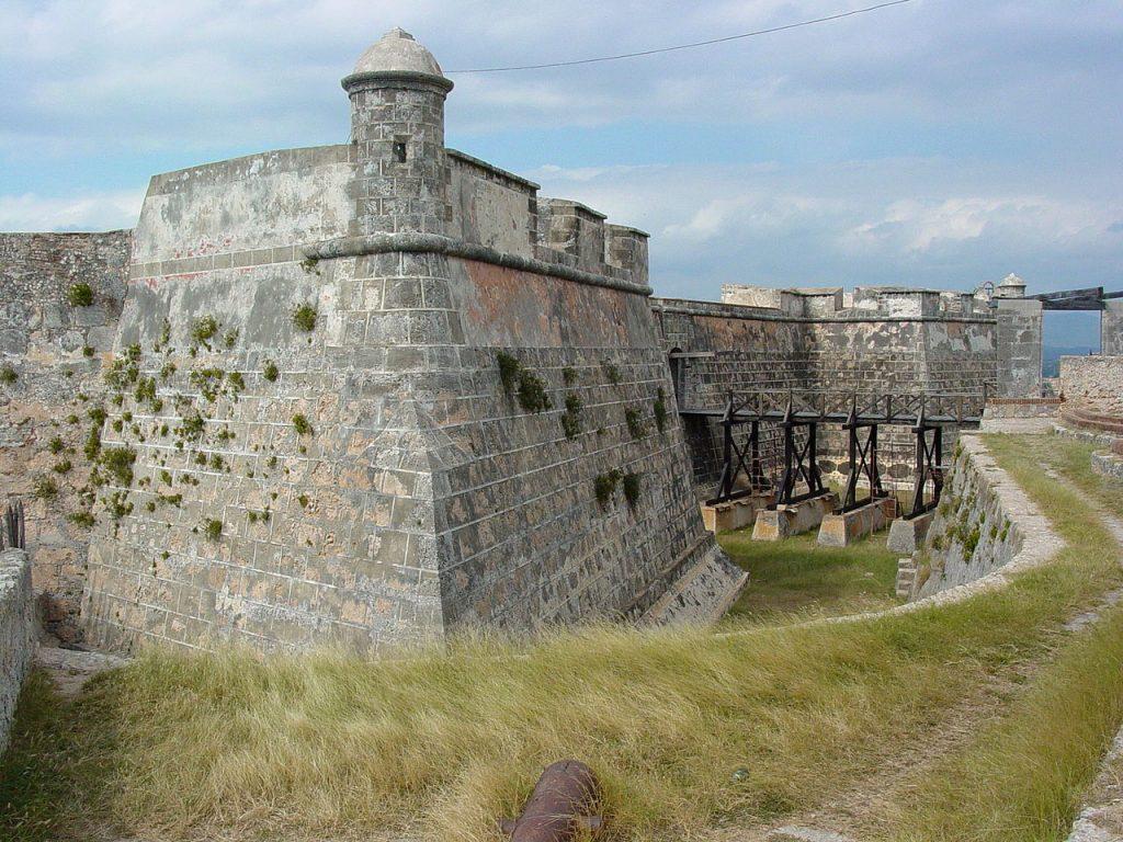 Крепость Сан-Педро де ла Рока
