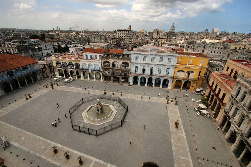 Площадь Старой Гаваны