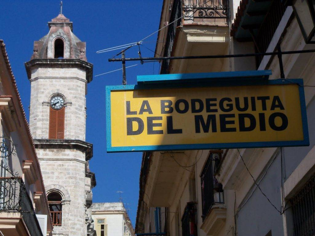 Бар «Бодегита дель Медио»