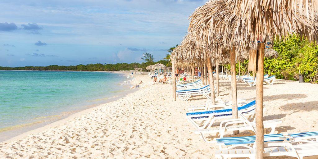 Пляж Кайо-Коко