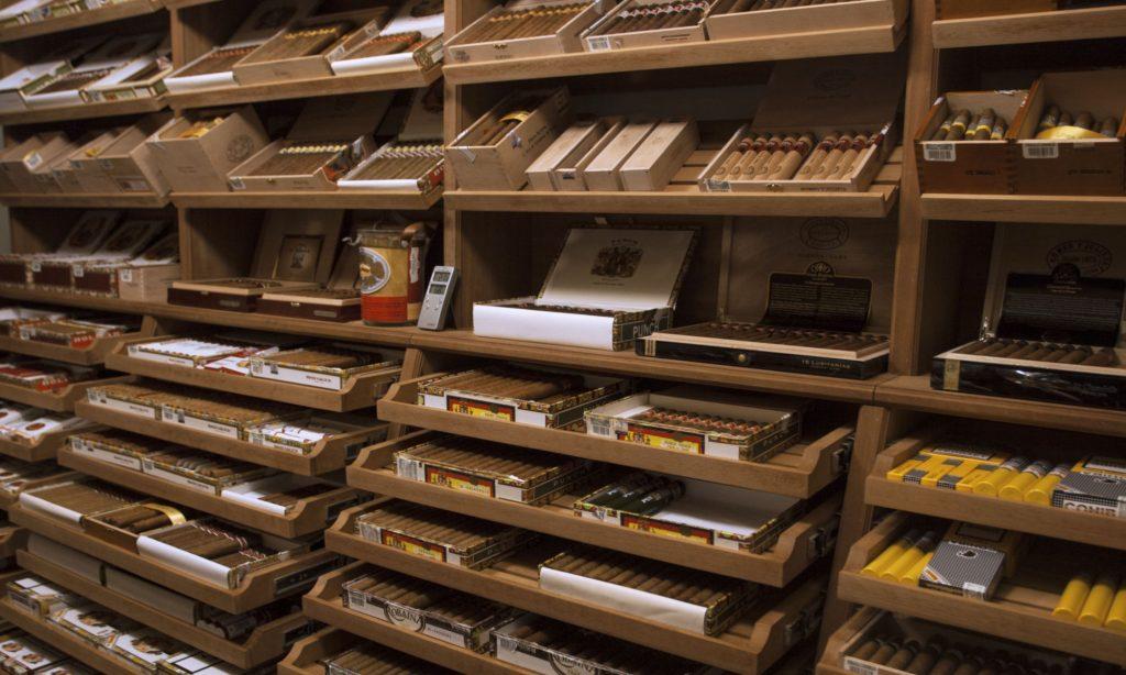Магазин Кубинских сигар
