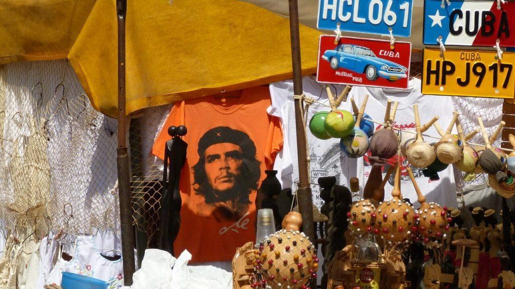 Сувениры из Кубы