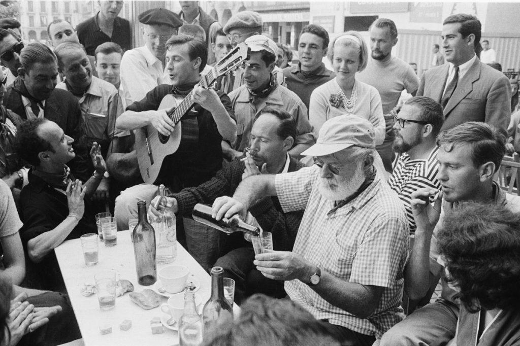 Эрнест Хемингуэй и его напитки