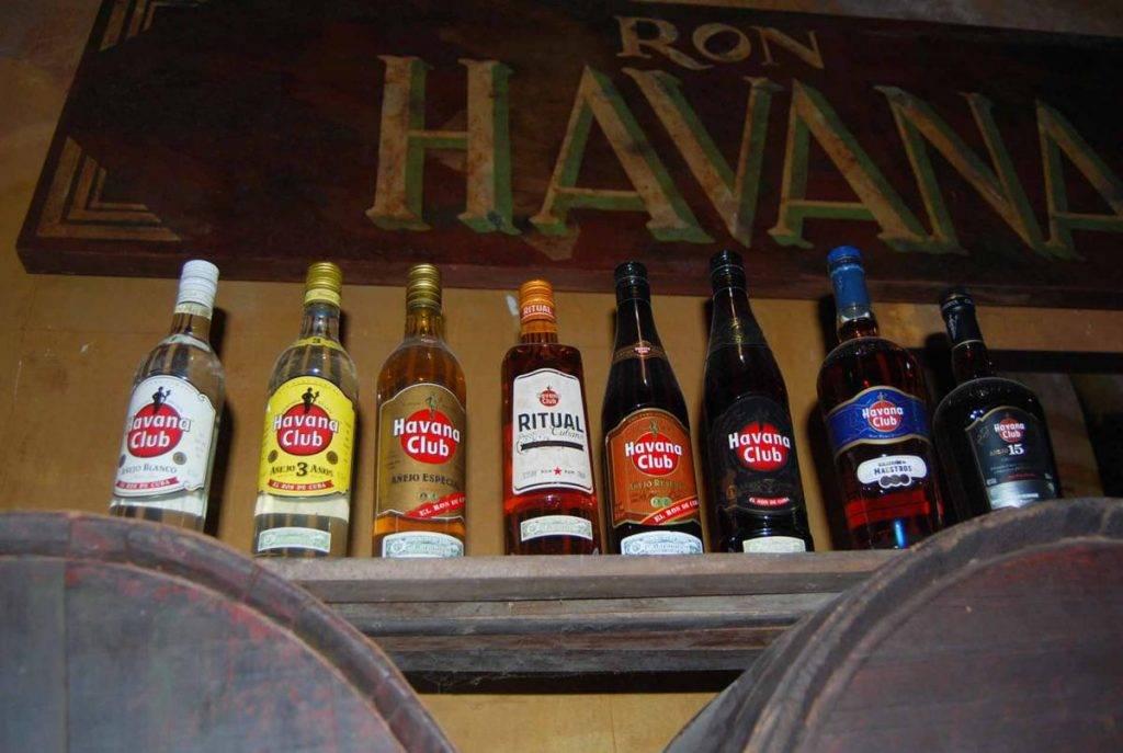Музей рома «Havana Club»