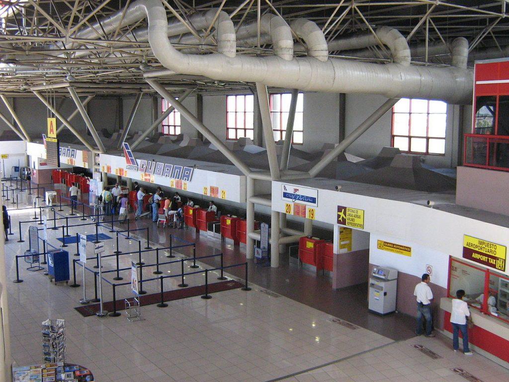 Аэропорт Хосе Марти
