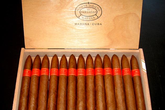 Сигары Partagas Serie