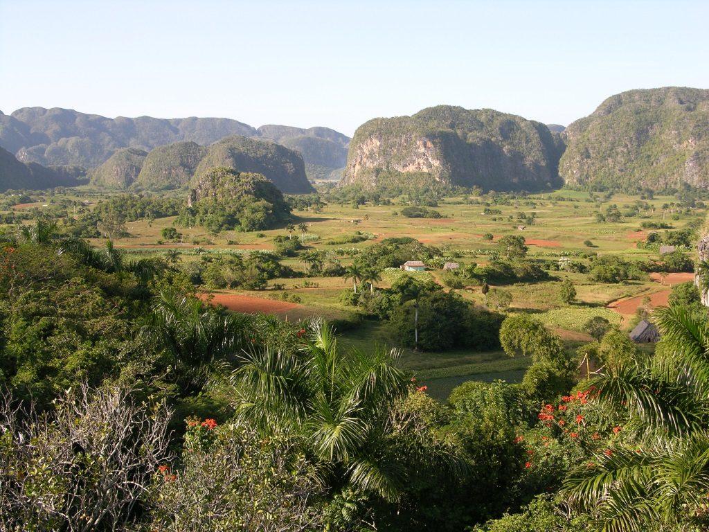 Долина Виньялес фото