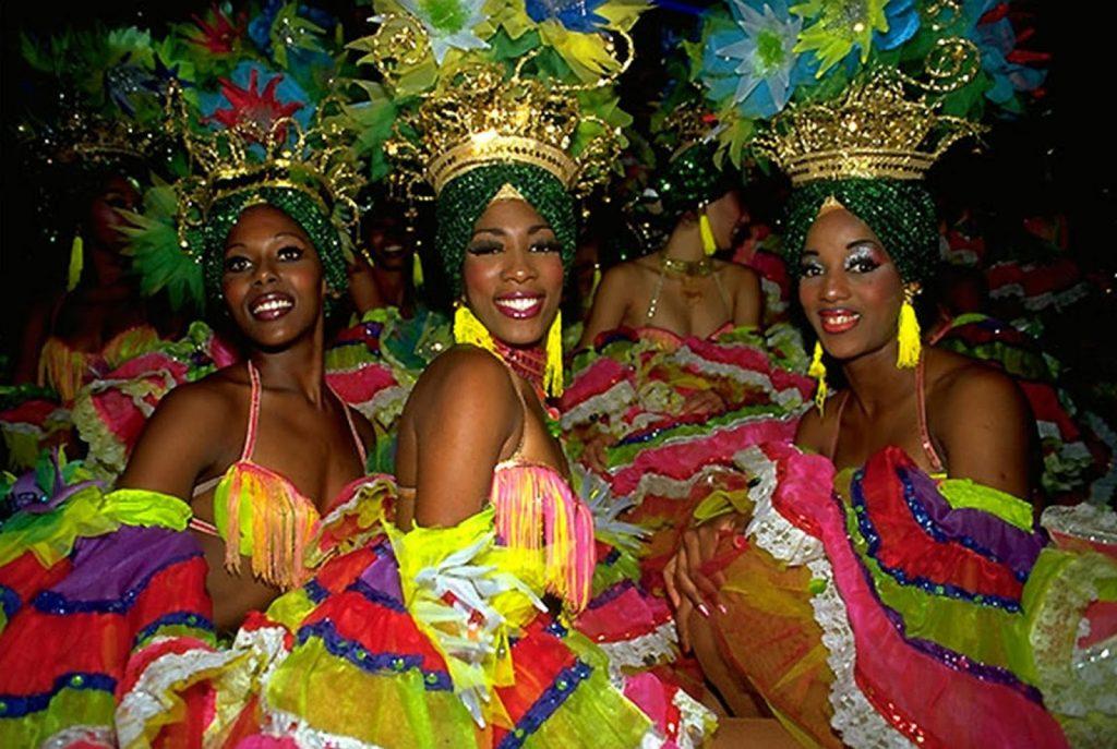 Карнавал на Кубе