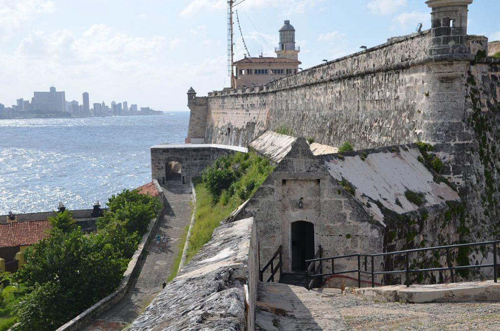 Крепость в Гаване