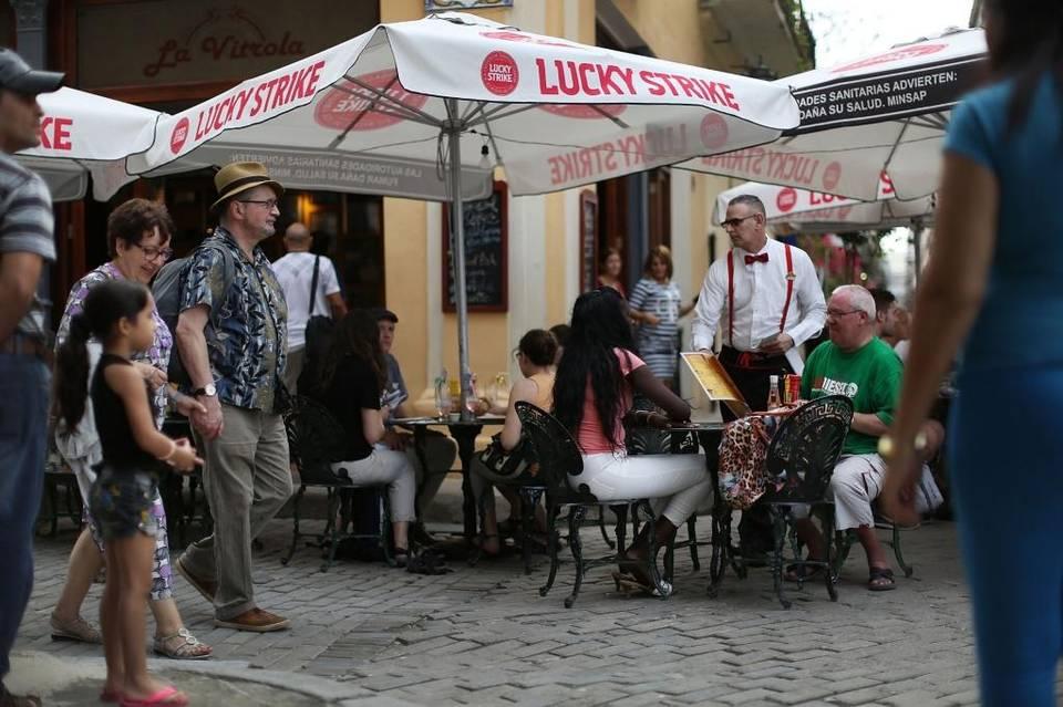 Пиво на Кубе