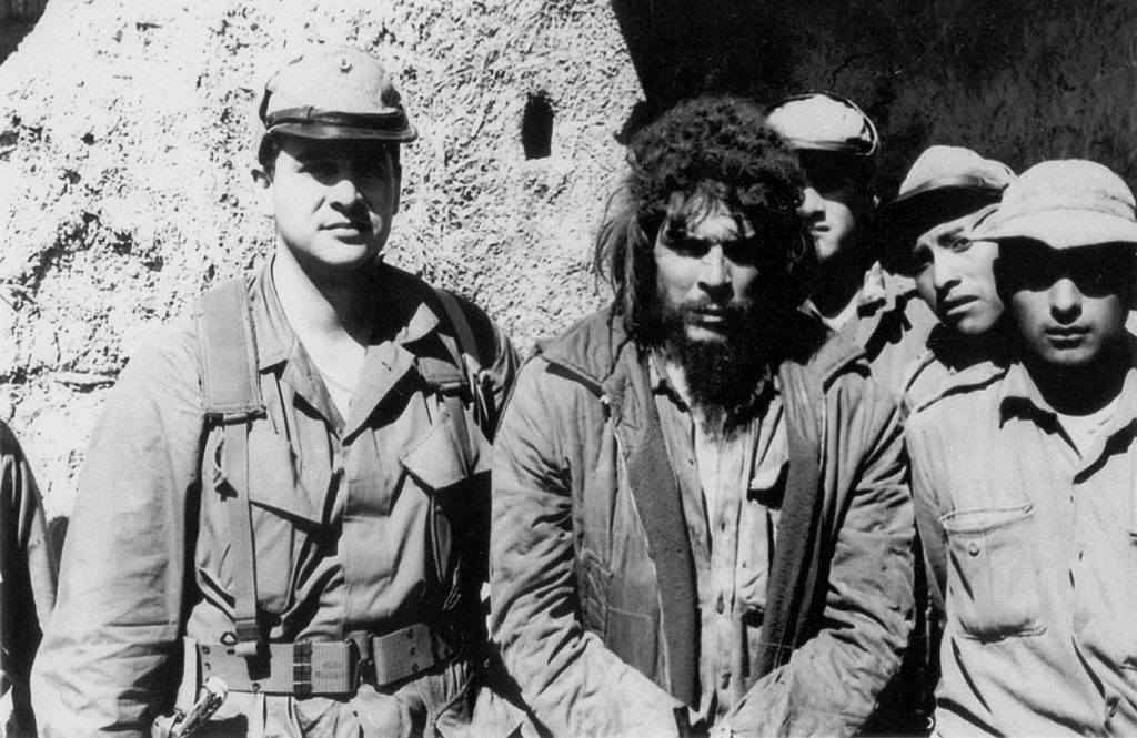 Че Гевара в плену