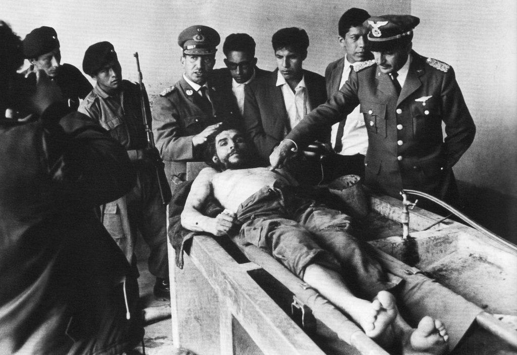 Убитый Че Гевара
