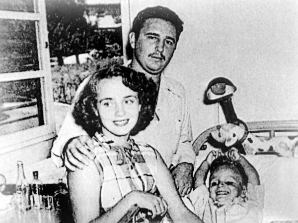 Жена Фиделя Кастро (фото)